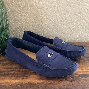 Coach Nicola driving loafers